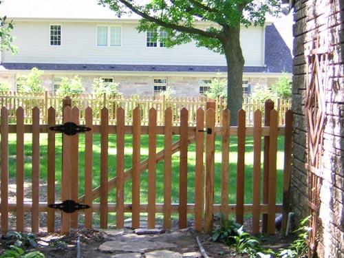 Picket Fences Charleston Sc Carolina Fence Company