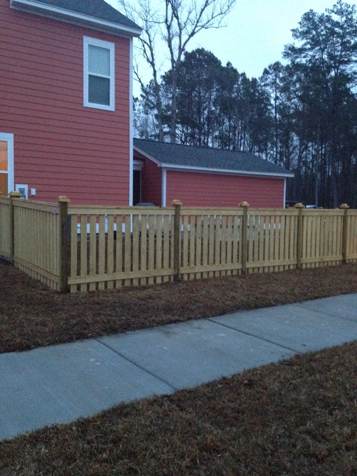 Picket Fences Charleston Sc Carolina Fence Company