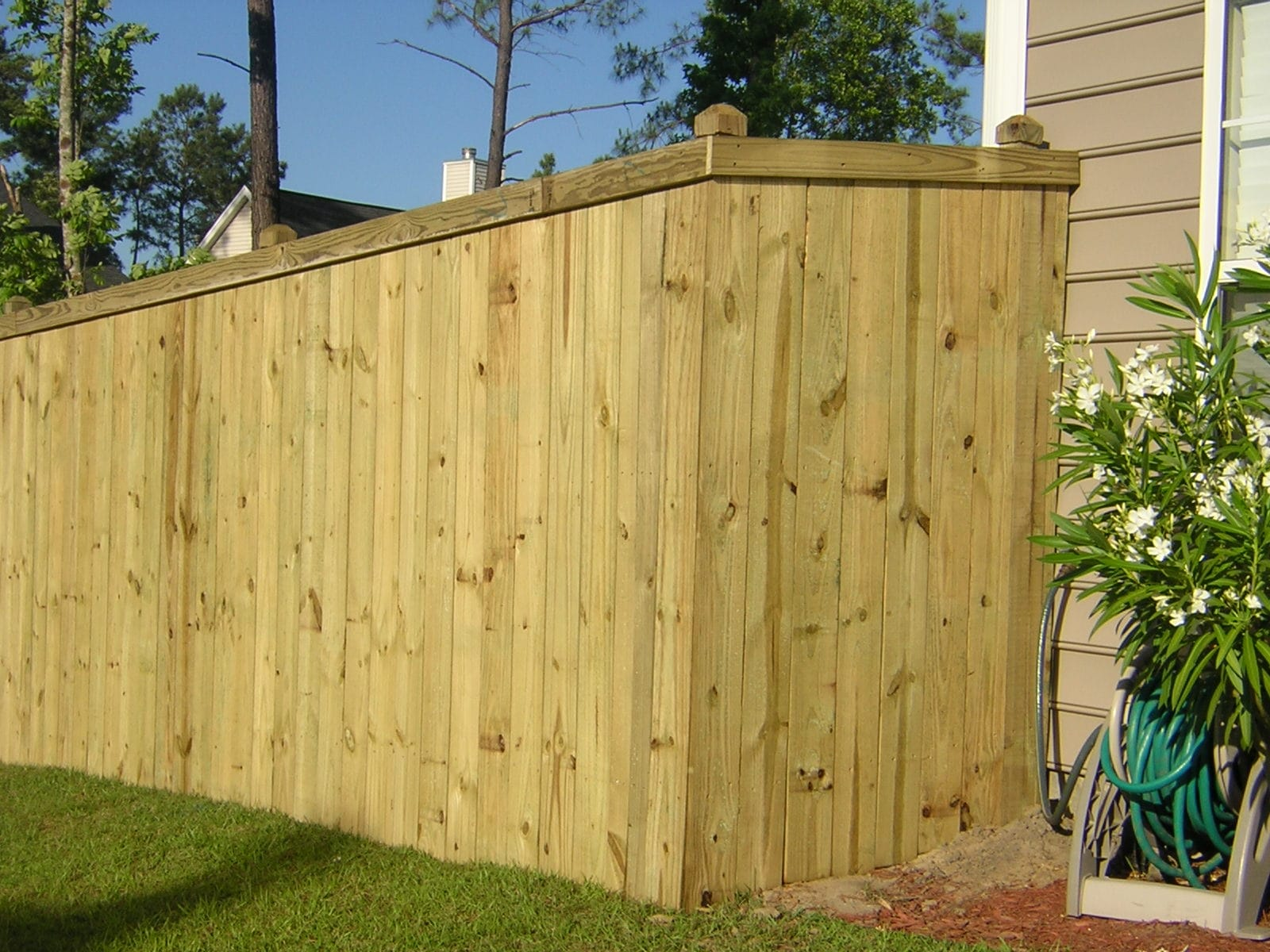 Privacy Fences Charleston SC