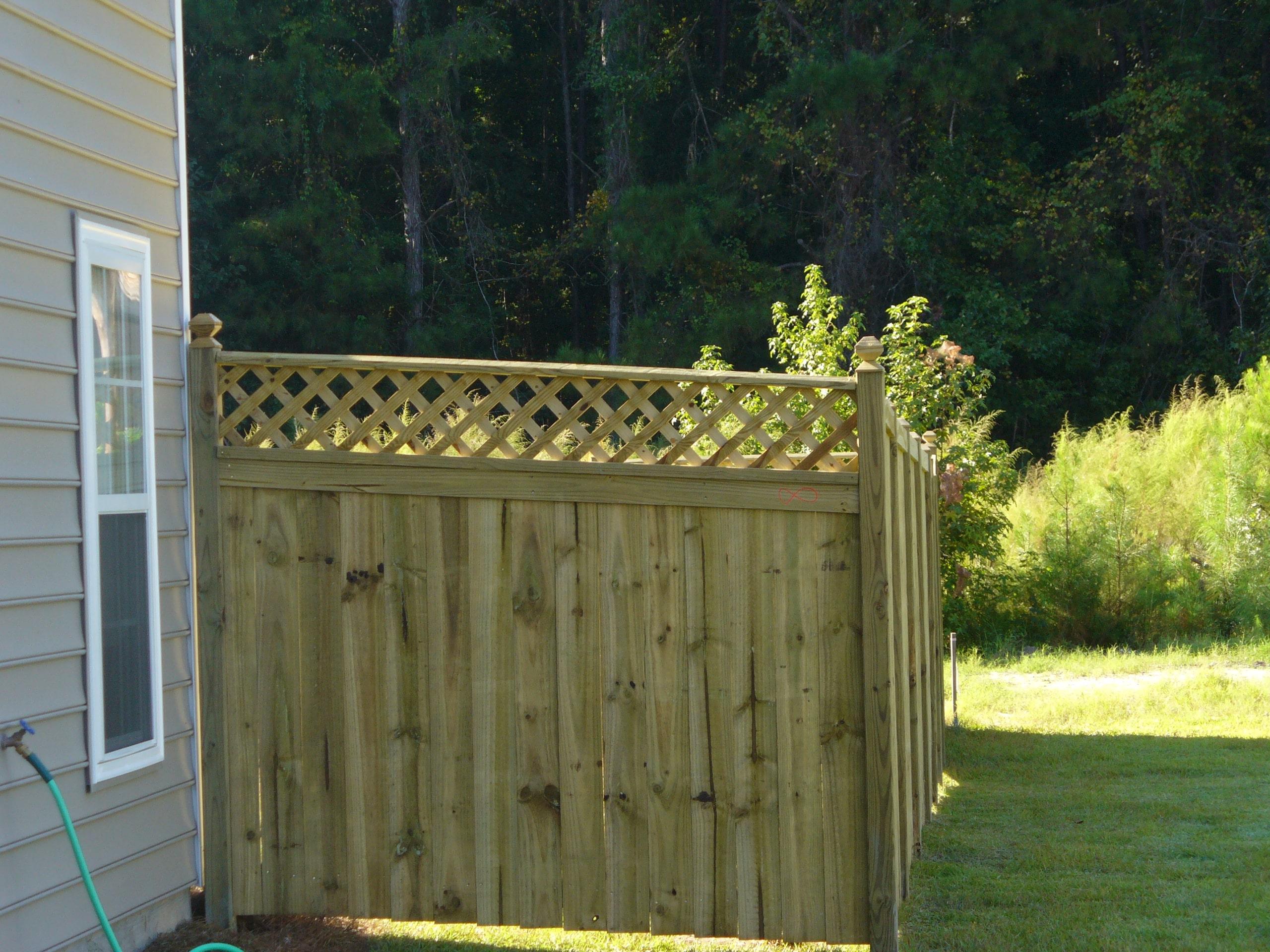 Privacy Fences Charleston Sc Carolina Fence Company