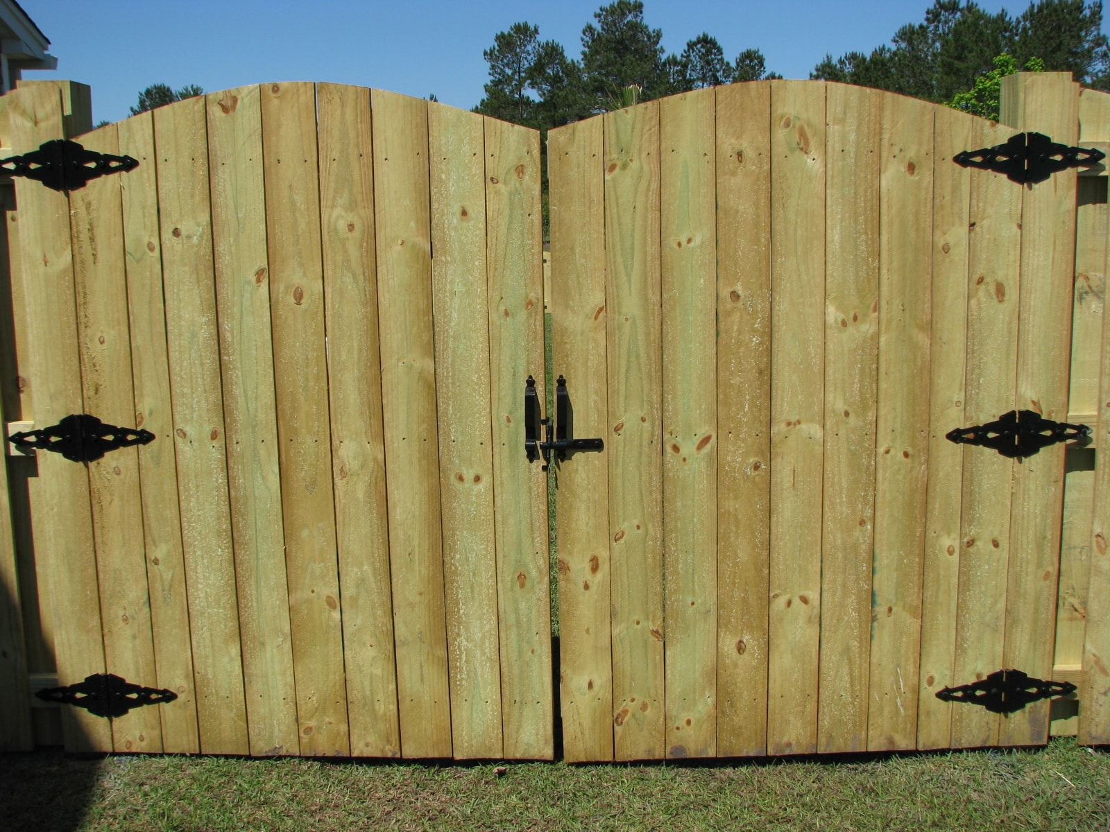 Privacy Fences Charleston Sc Carolina Fence Company